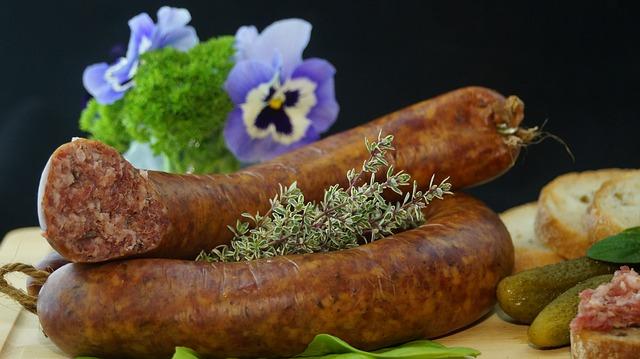Das Krebsrisiko durch den Verzehr von Fleisch- und Wurstware